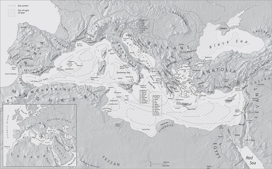 A manifesto for the study of ancient Mediterranean maritime networks ...